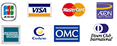 Card brand logos
