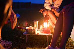 【イメージ写真】キャンプ飯