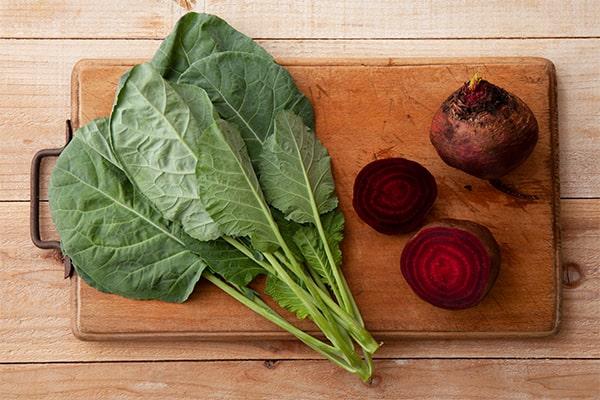 【イメージ写真】新野菜(ビーツ、ケールなど)